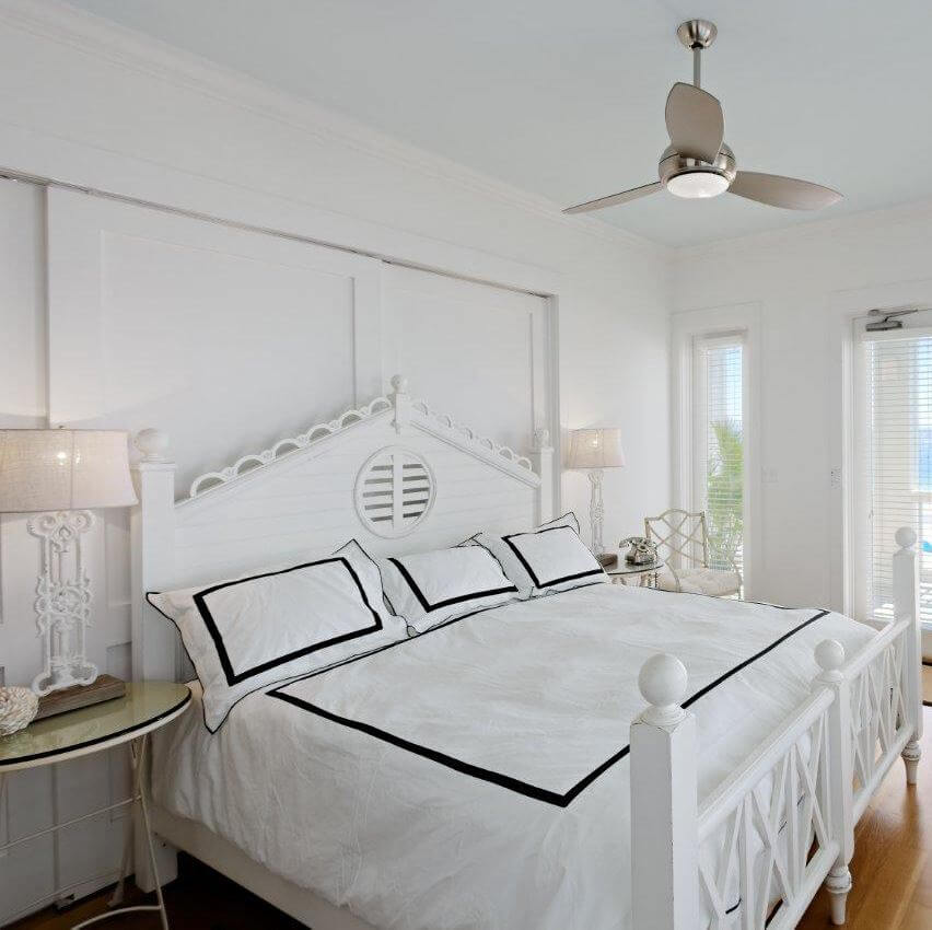 Carillon Beach Florida Beach House Master Bedroom