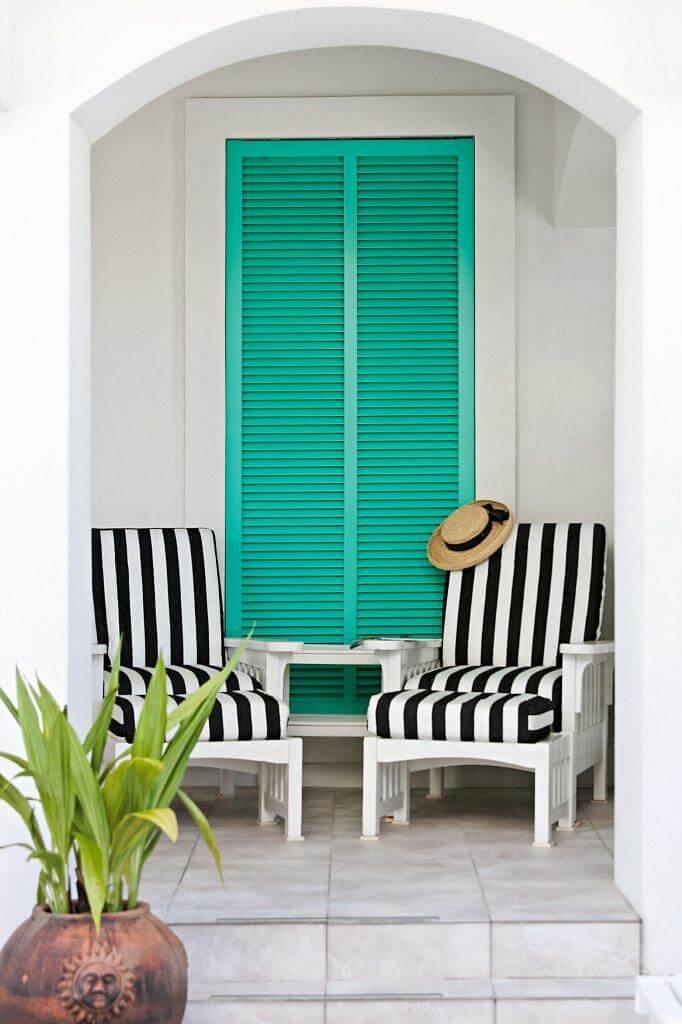 Carillon Beach Florida Beach House Porch