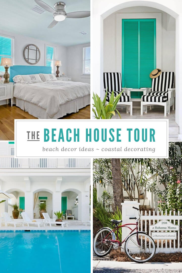 Carillon Beach Florida Beach House Tour