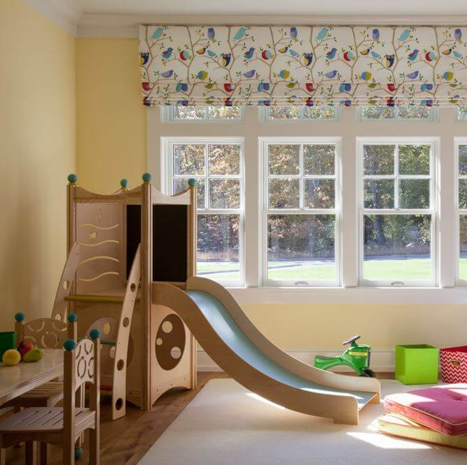 East Greenwich Rhode Island House Playroom