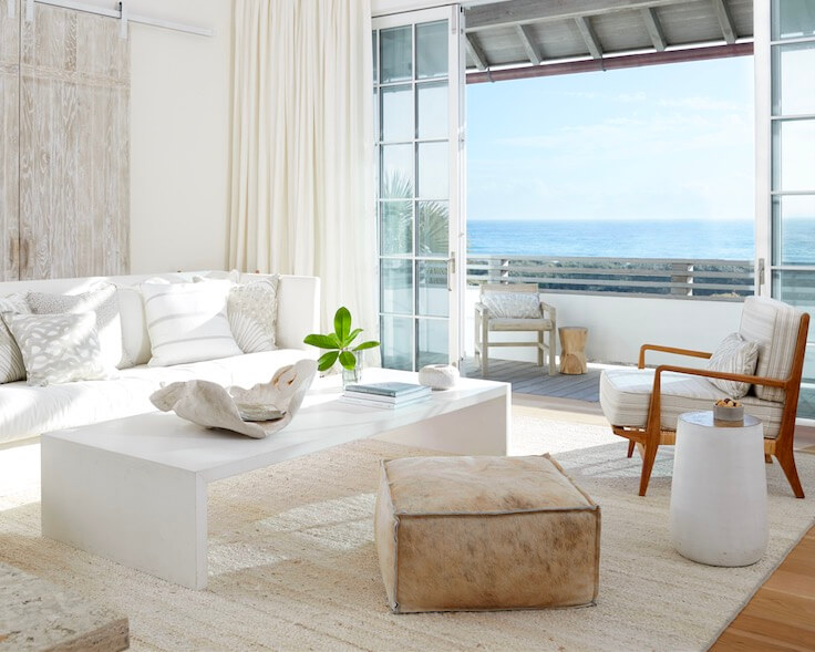 Alys Beach Florida Beach House Living Room
