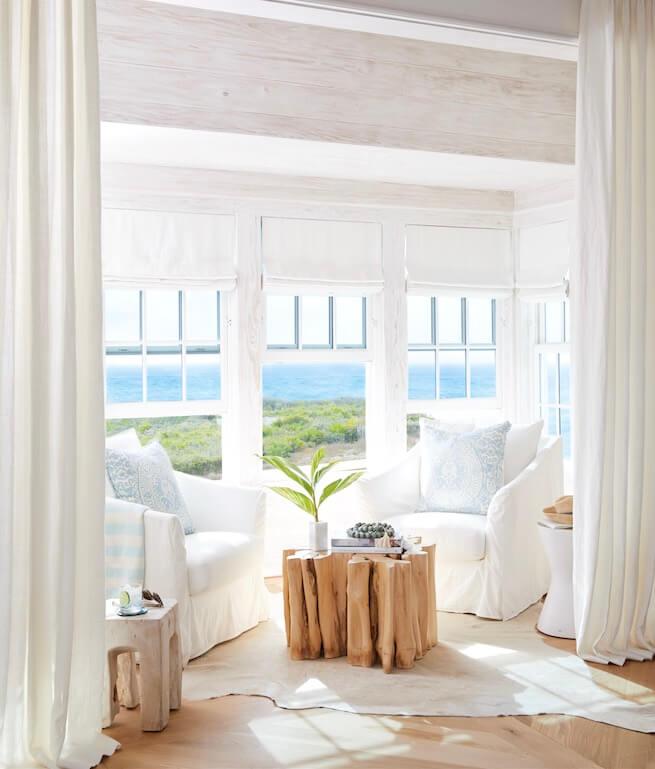 Alys Beach Florida Beach House Sitting Area