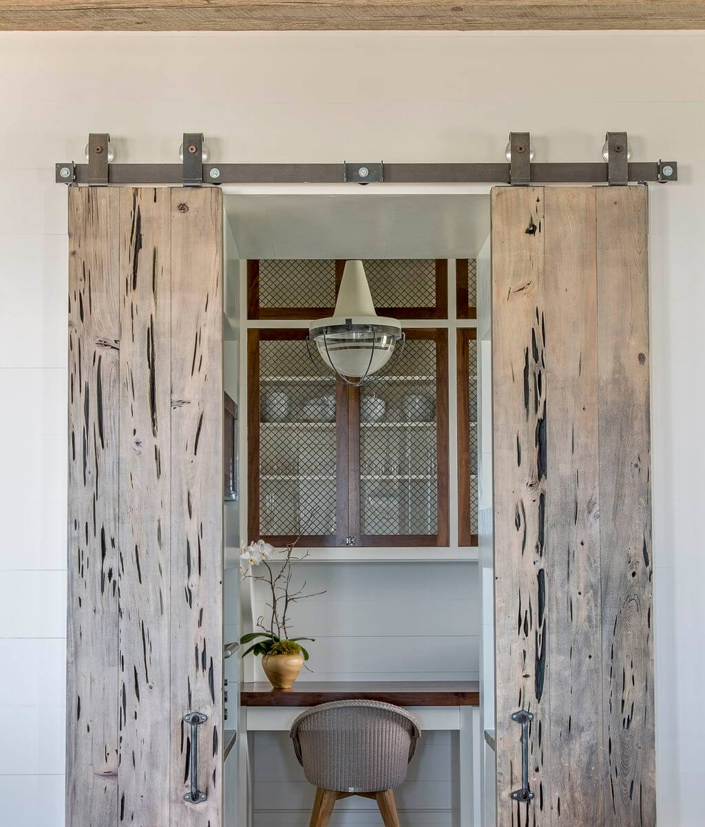 Isle of Palms Beach House Tour Mudroom