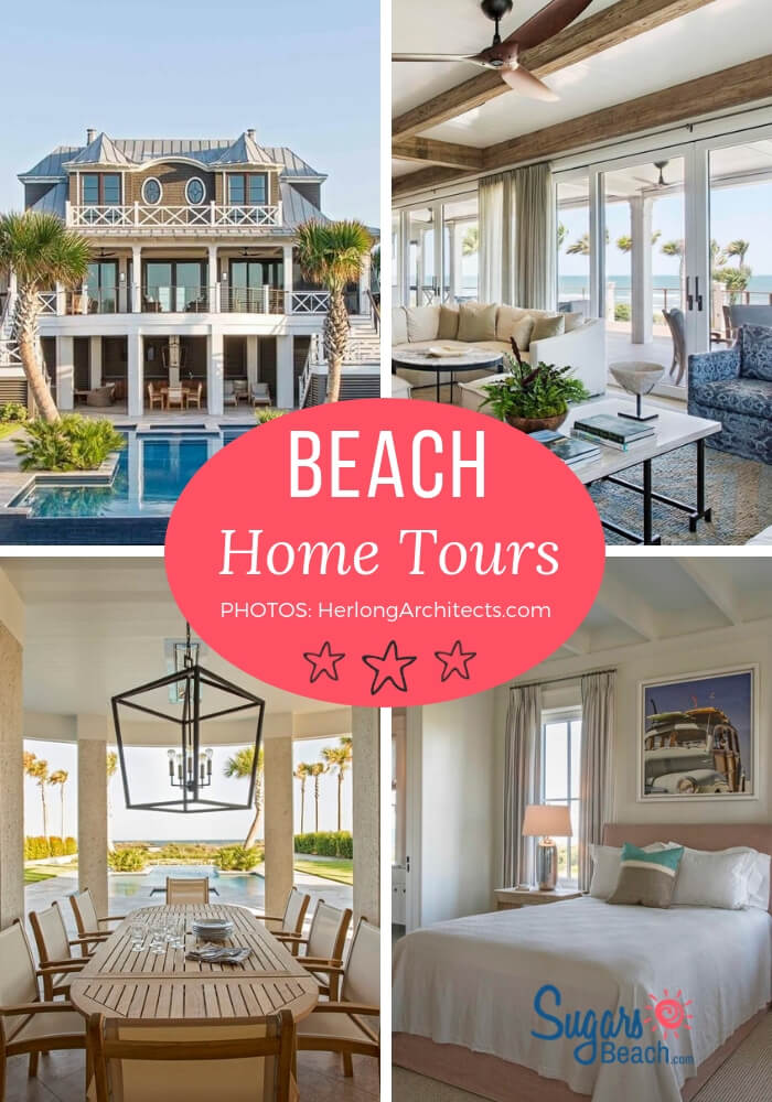 Isle of Palms Beach House Tour