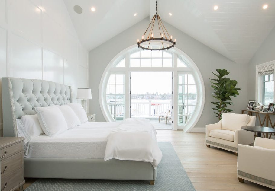 Balboa Peninsula Beach House Bedroom