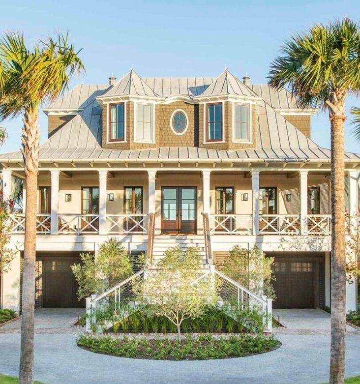 Beach House Exteriors 2020
