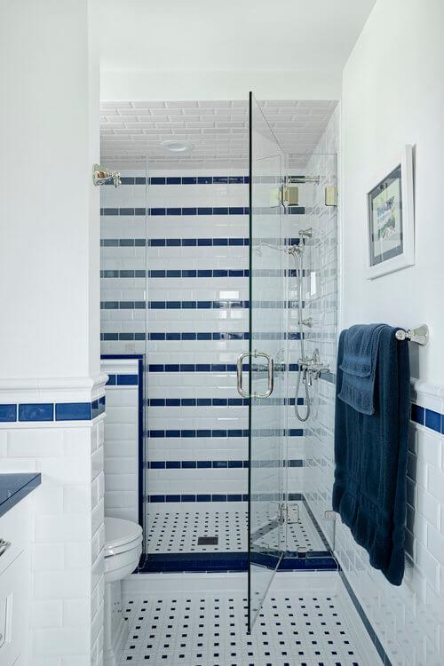 Manasquan New Jersey Beach House Bathroom