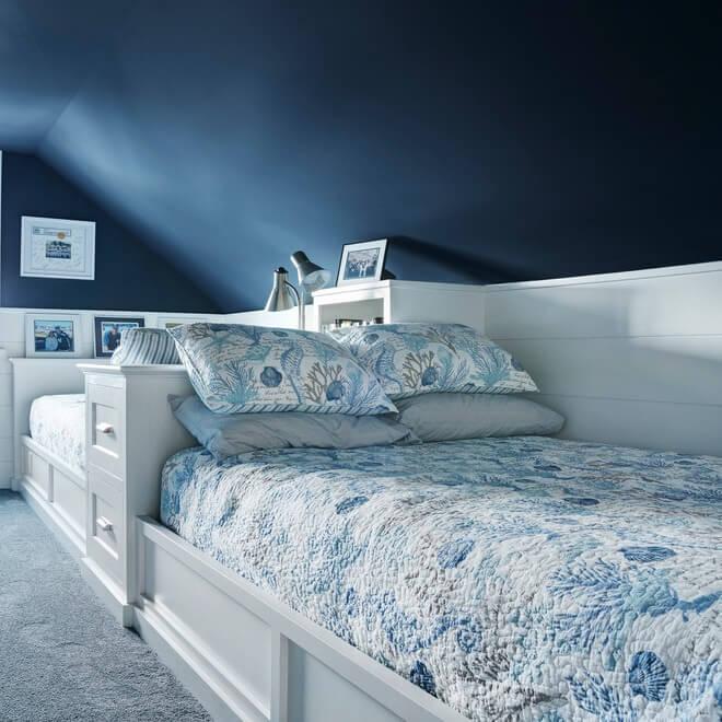 Manasquan New Jersey Beach House Bunk Beds