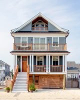 Manasquan New Jersey Beach House Exterior