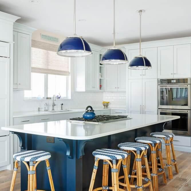 Manasquan New Jersey Beach House Kitchen