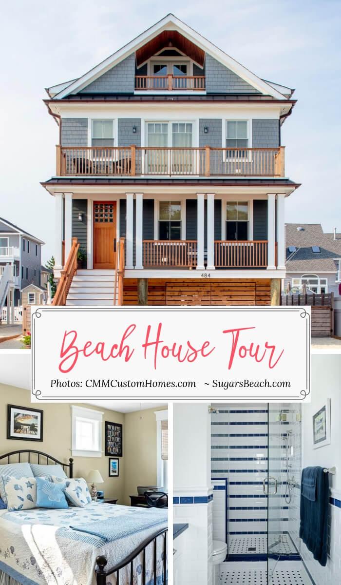 Manasquan New Jersey Beach House Tour