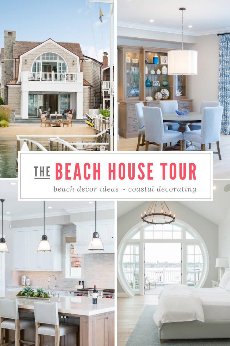 Balboa Peninsula Beach House Tour