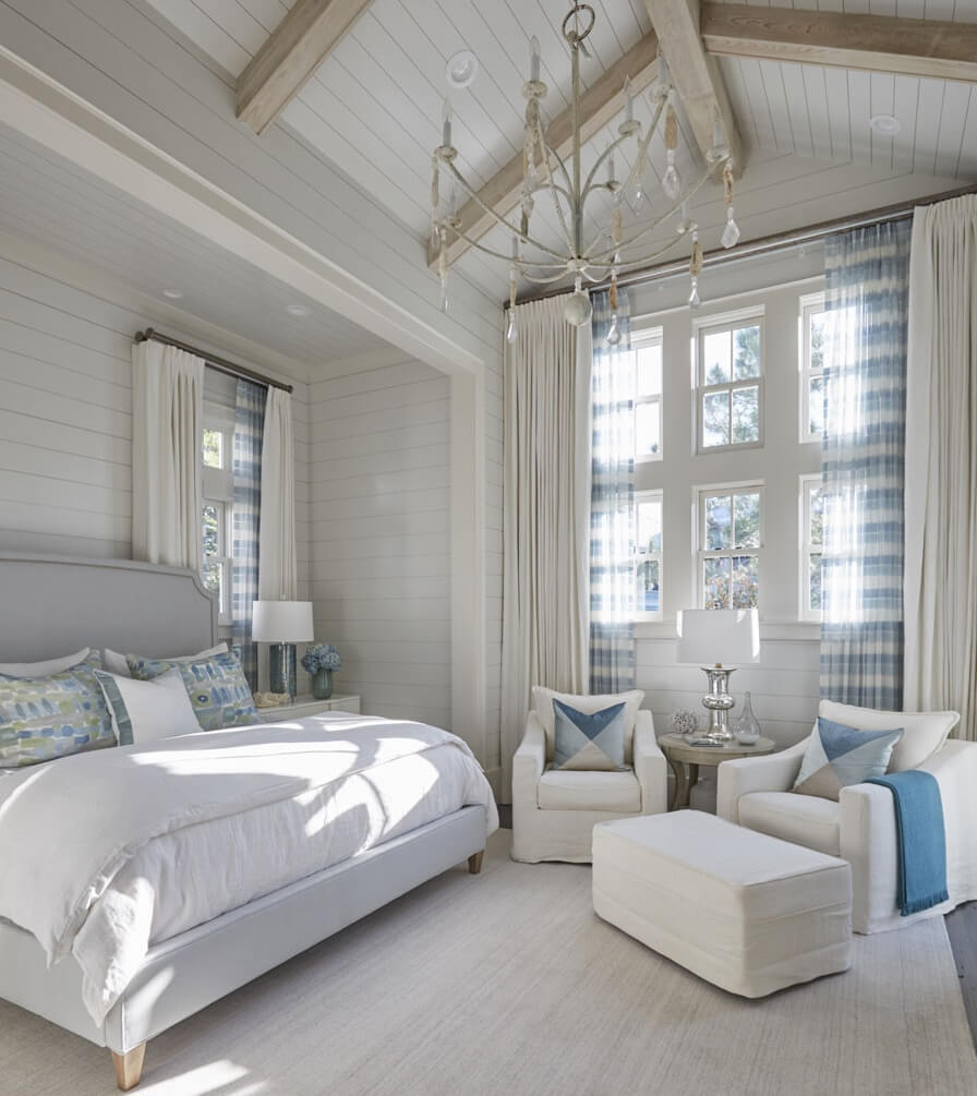 Santa Rosa Beach Florida House Bedroom
