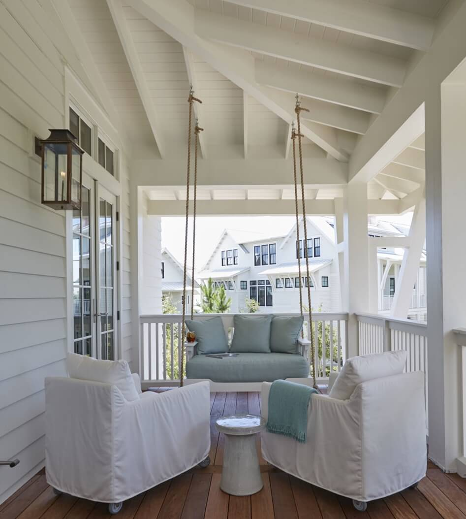 Santa Rosa Beach Florida House Porch
