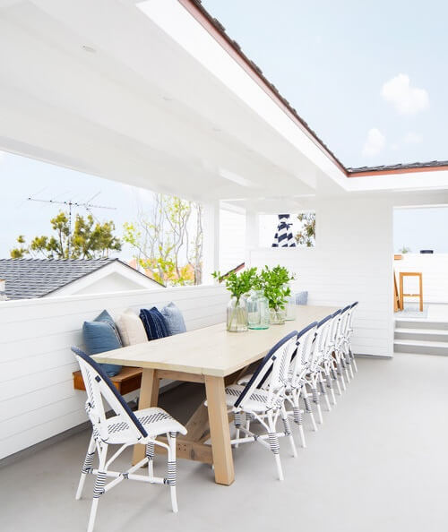Corona Del Mar Rooftop Dining