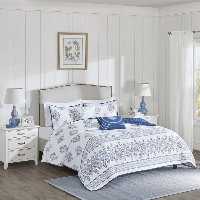 Sanibel 5 Piece Coverlet Set