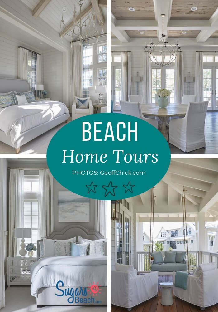 Santa Rosa Beach House Tour Pin