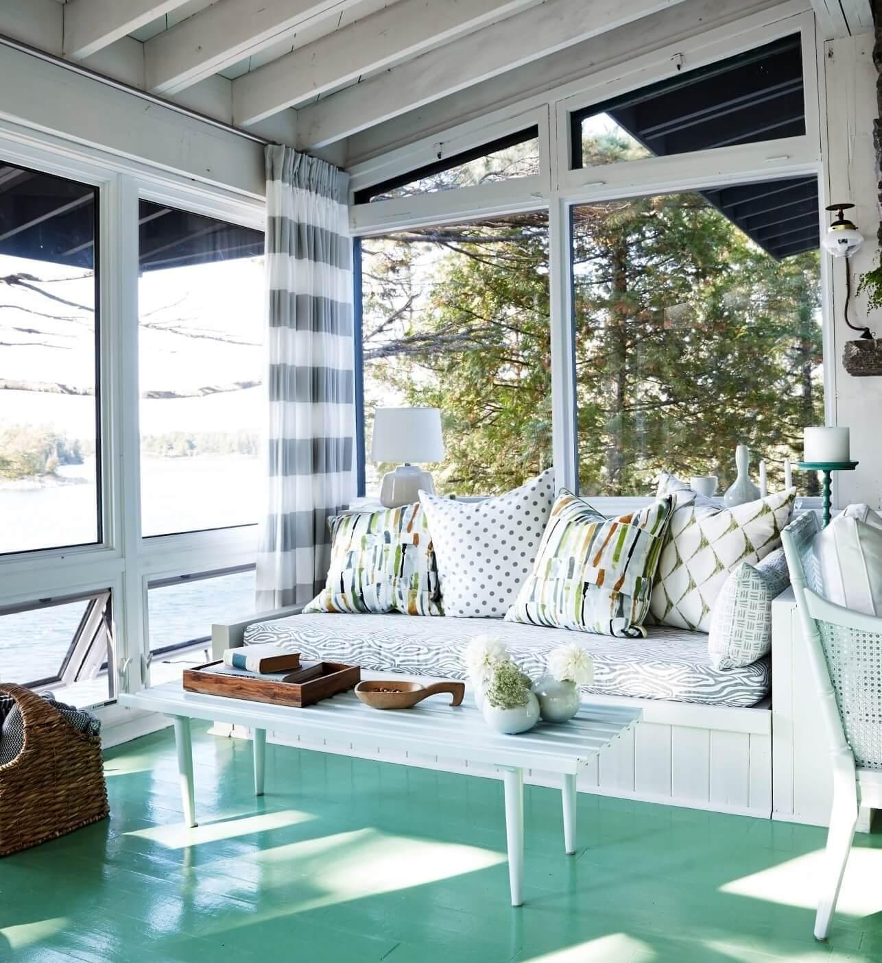 Beach Themed Living Rooms | Sugars Beach 2019