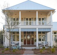 WaterColor Florida Beach House Exterior