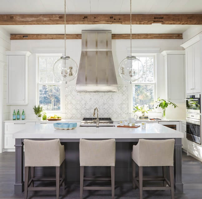 WaterColor Florida Beach House Kitchen