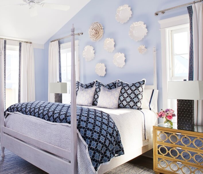 WaterColor Florida Beach House Second Bedroom