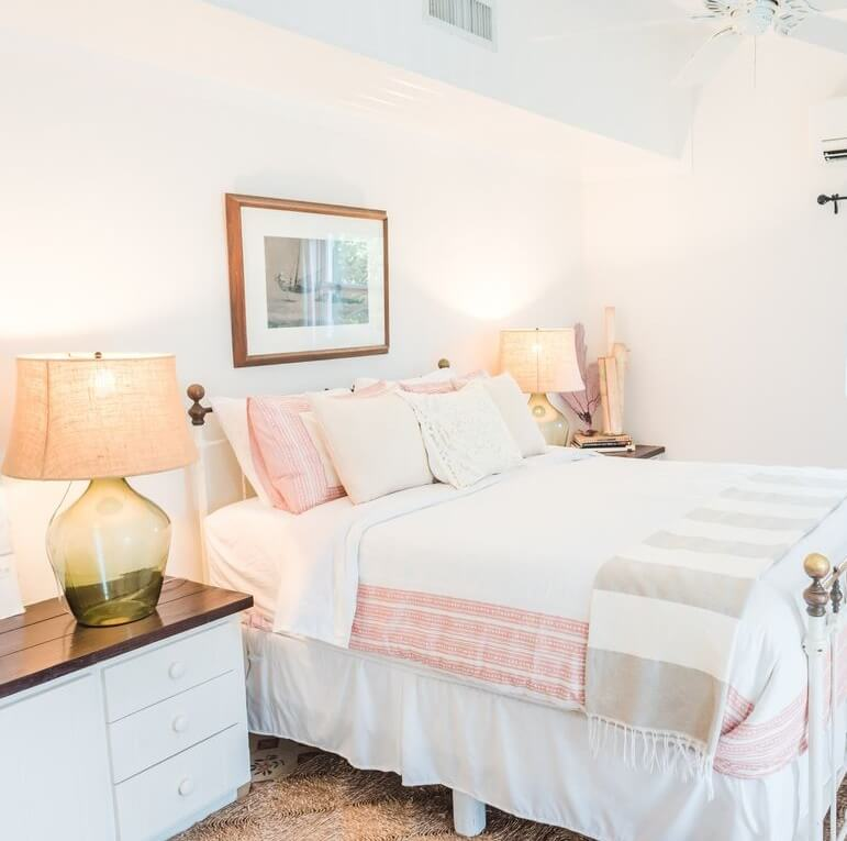 Dunmore Town Bahamas Beach House Master Bedroom