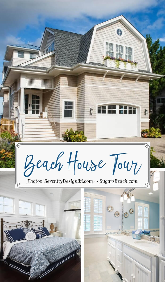 Harvey Cedars Beach House Tour