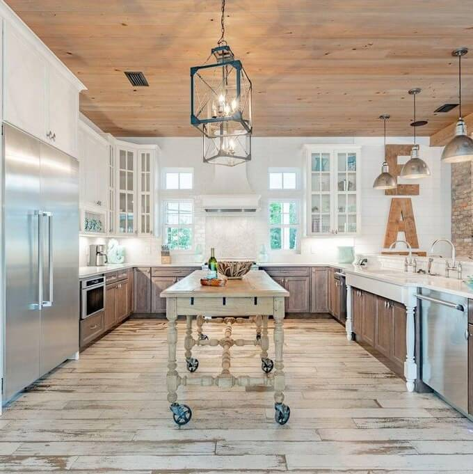 Luxury Santa Rosa Home Tour Kitchen