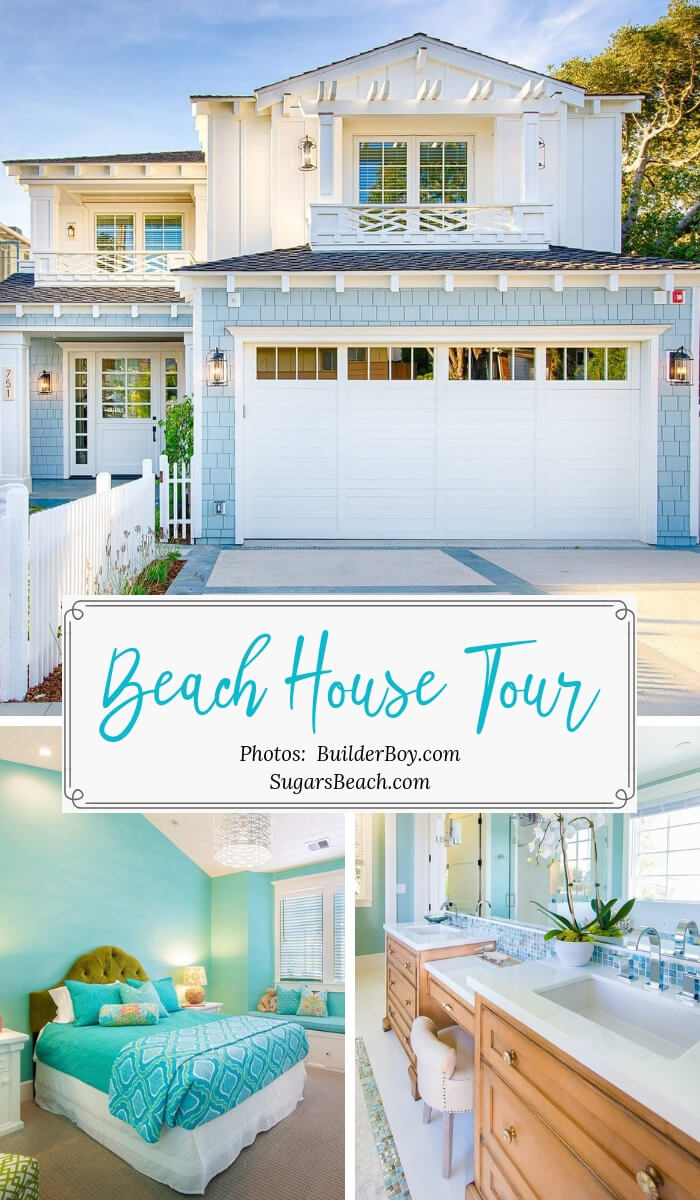 Manhattan Beach House Tour Pin