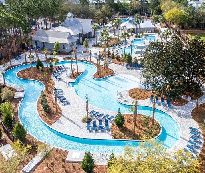 Santa Rosa FL Beauty Community Pool