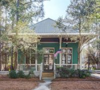 Festive Santa Rosa FL Beach House Tour