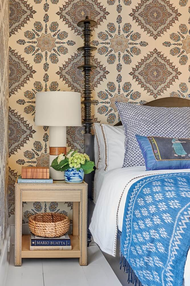 South Carolina Beach House Guest Bedroom