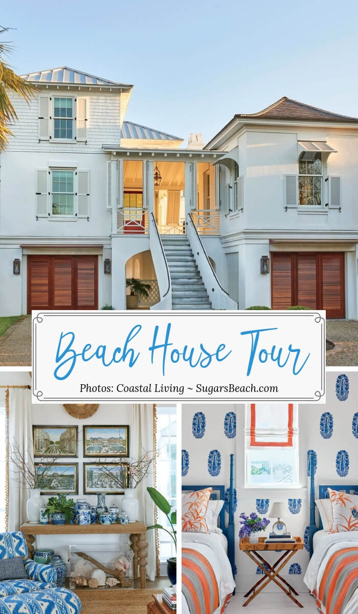 South Carolina Beach House Tour