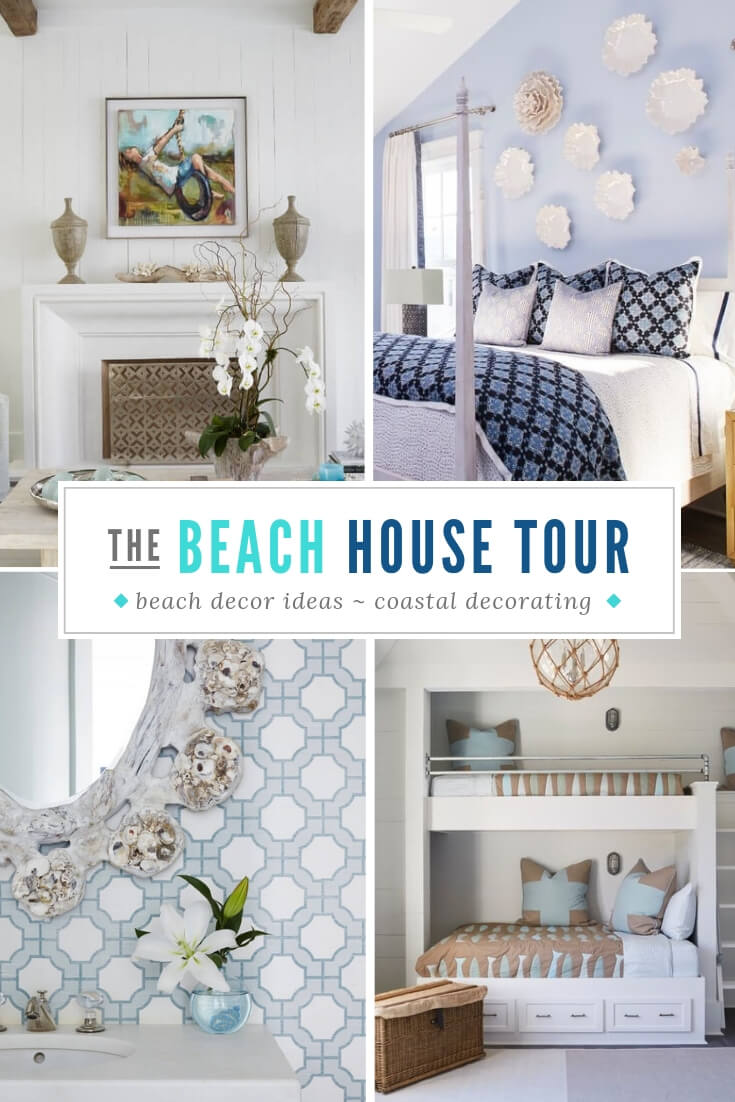WaterColor Florida Beach House Tour