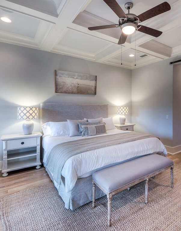 WaterSound Florida Beach House Bedroom