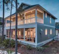 WaterSound Florida Beach House Exterior