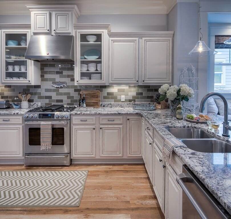 Kitchen Cabinet Ideas Beach House