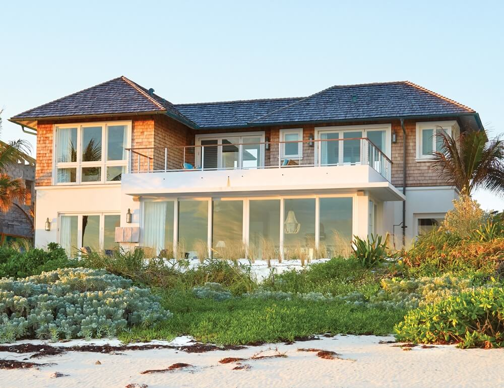 Great Guana Cay Beach House Exterior