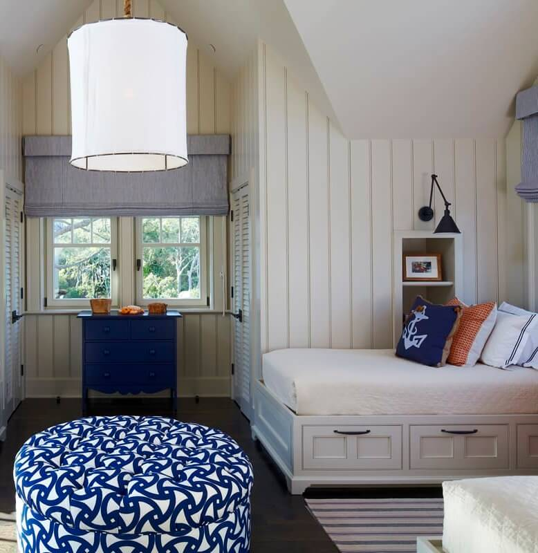 Kiawah Island Beach House Kids Room