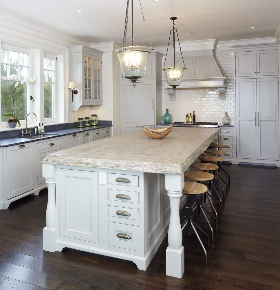 Kiawah Island Beach House Kitchen
