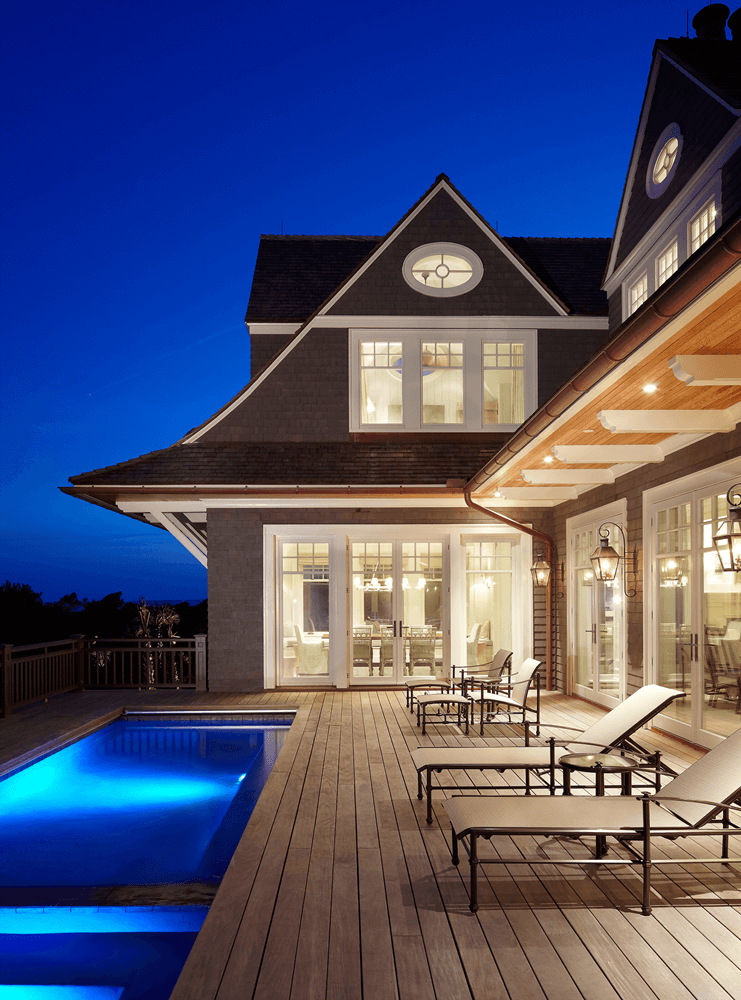 Kiawah Island Beach House Deck