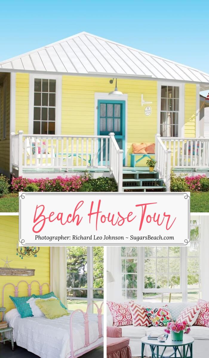 Tybee Island Beach House Tour