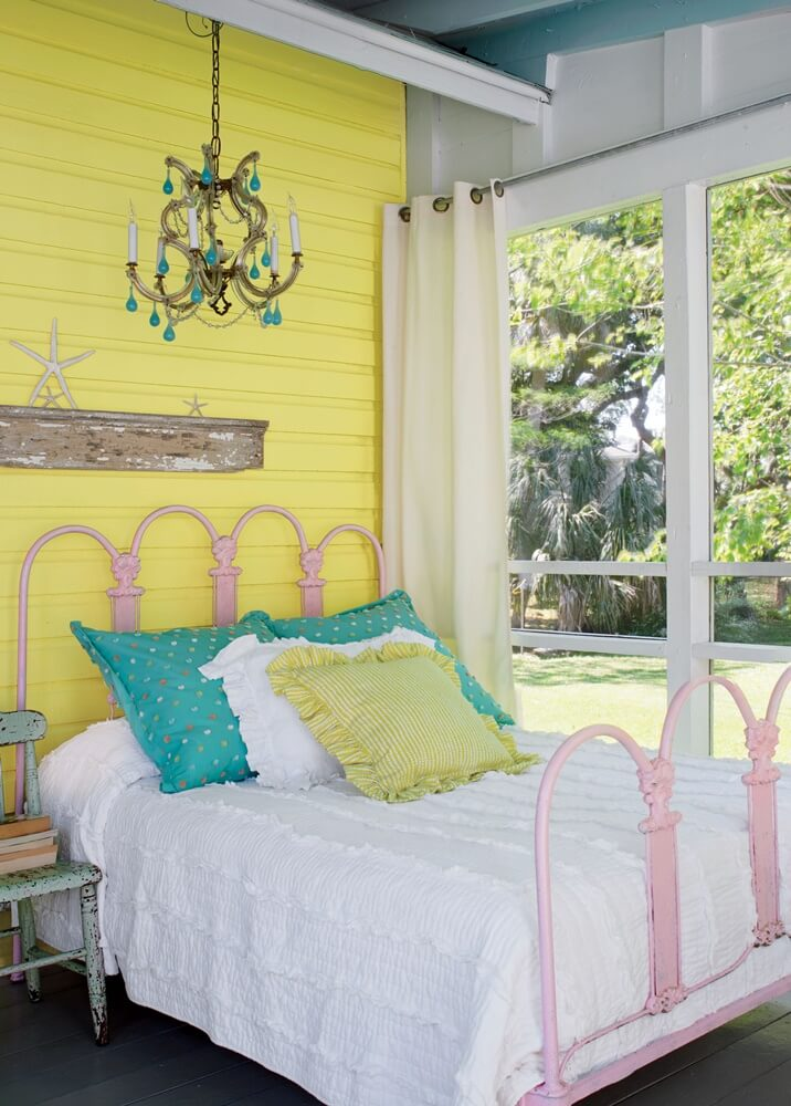 Tybee Island Georgia Beach Cottage Sleeping Porch
