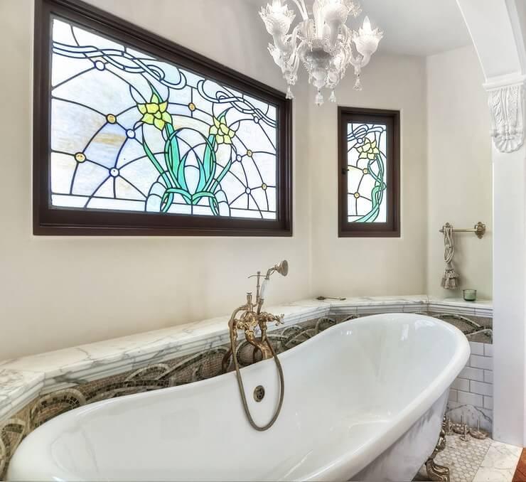 Historic Laguna Beach Home Bath Tub
