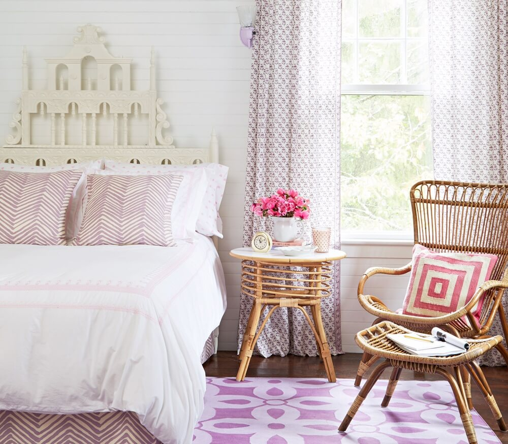 Historic Maine Beach Cottage Bedroom