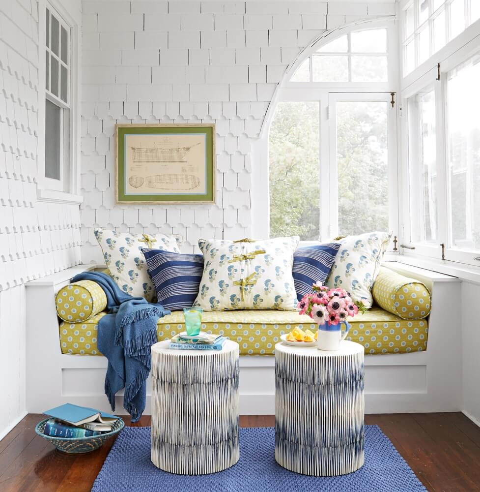 Historic Maine Beach Cottage Porch