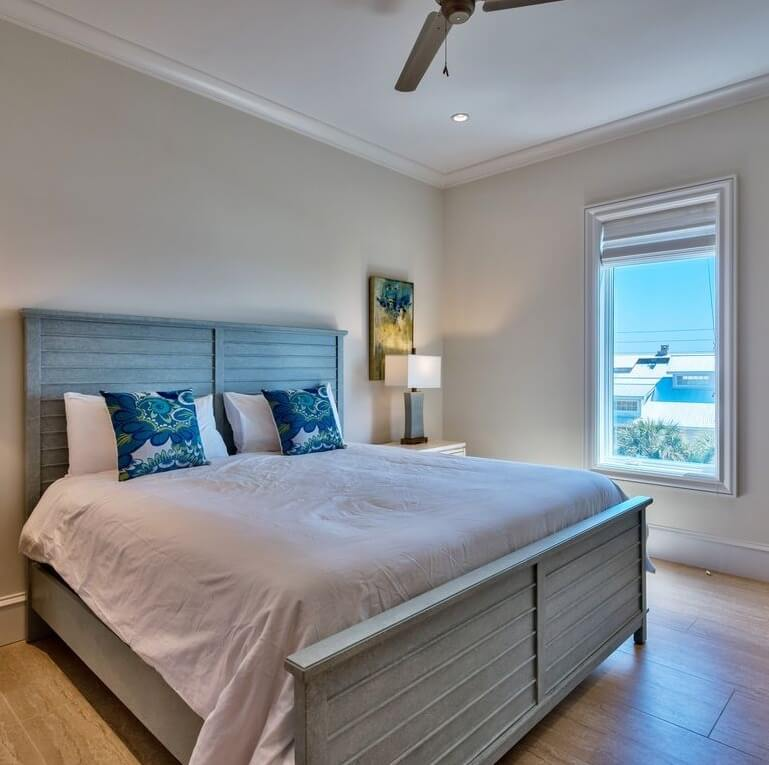 Luxury Destin Florida Beach Rental Bedroom 1