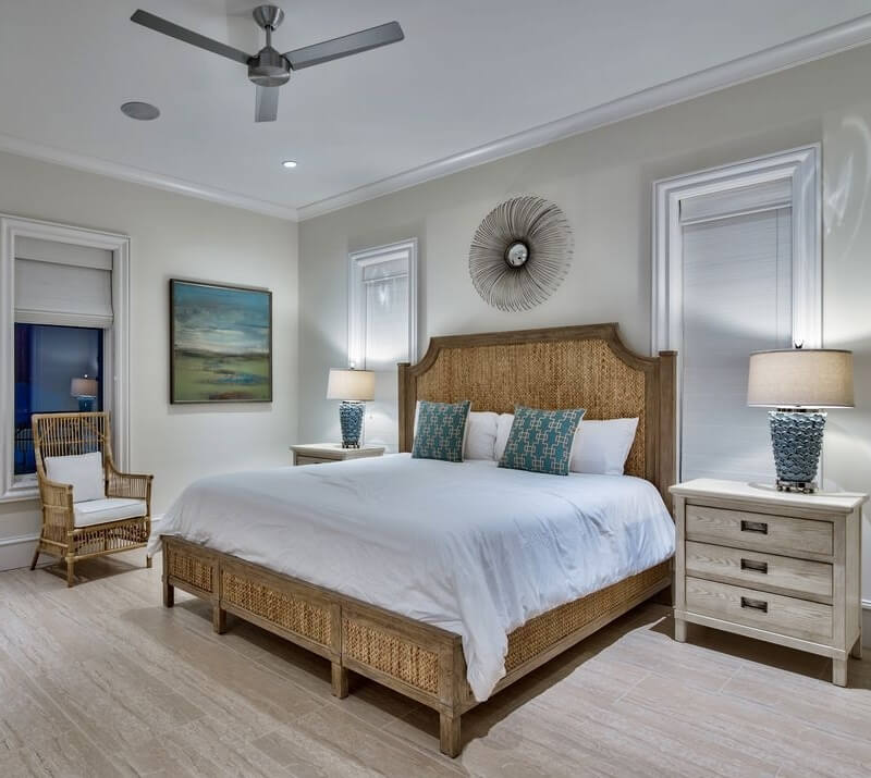 Luxury Destin Florida Beach Rental Bedroom 3