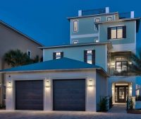 Luxury Destin Florida Beach Rental Exterior