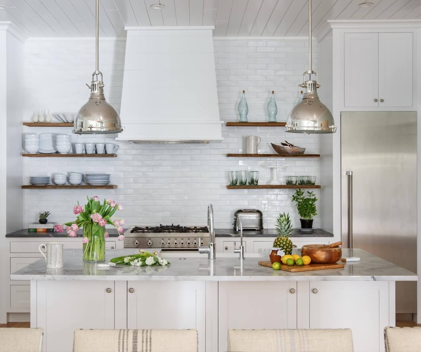 Ponte Vedra Beach House Kitchen